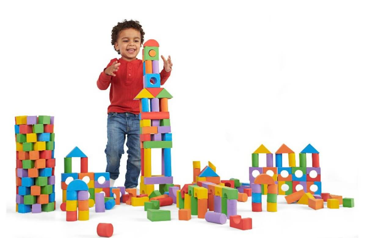 The Benefits of Playing with Building Block Toys: Parenting Done Right